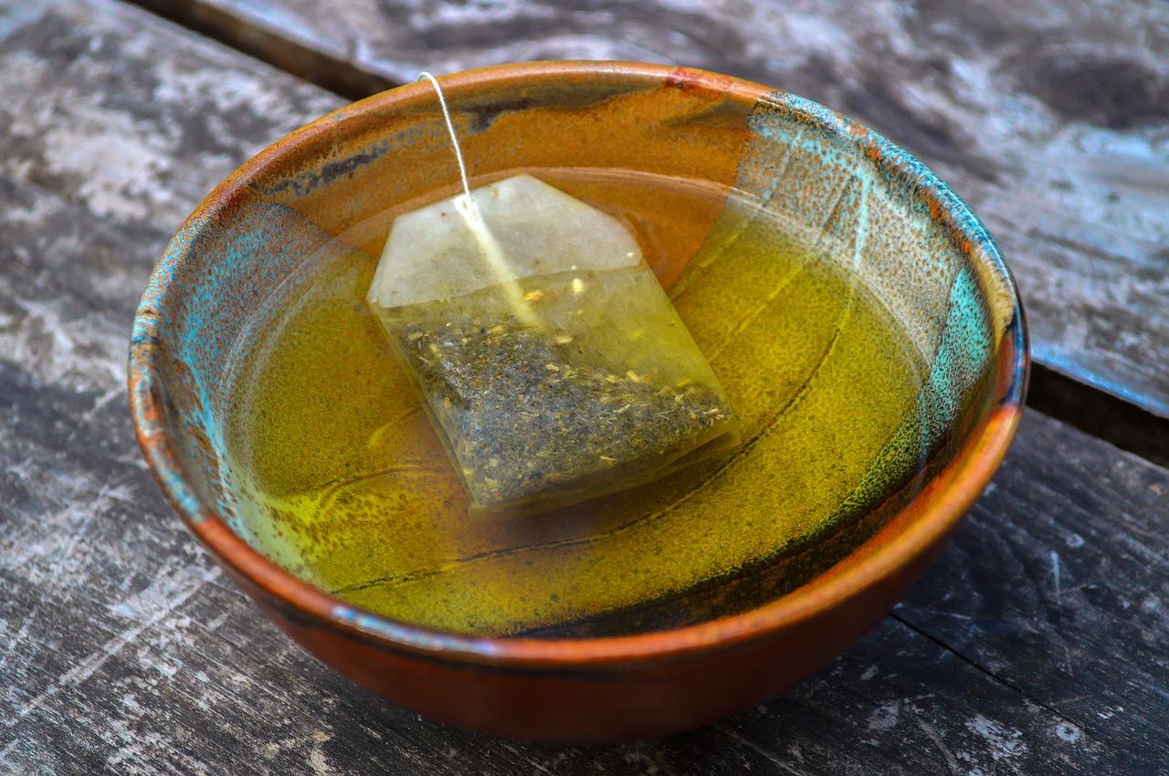 緑茶 ティーバック