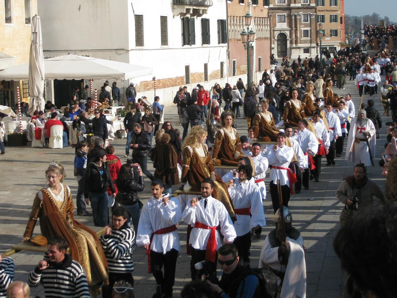 ベネチア パレード