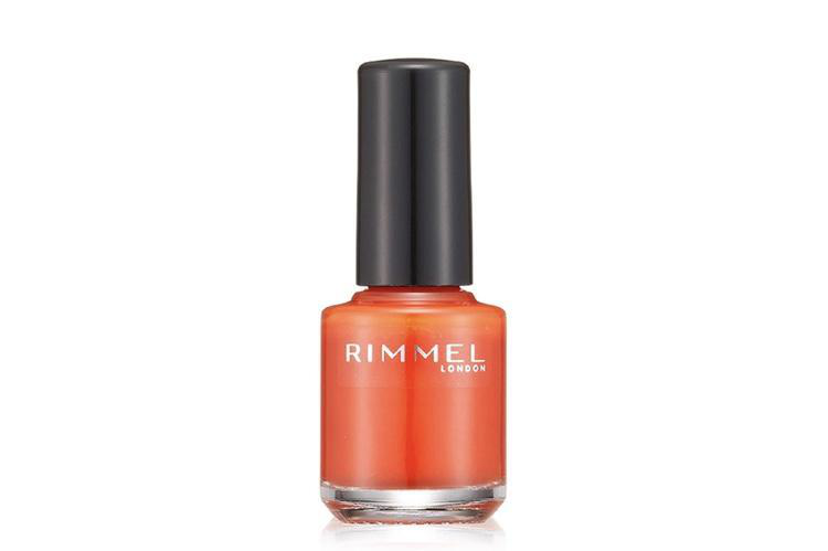 RIMMEL SPEEDY FINISH 209 ヴィヴィッドなオレンジ