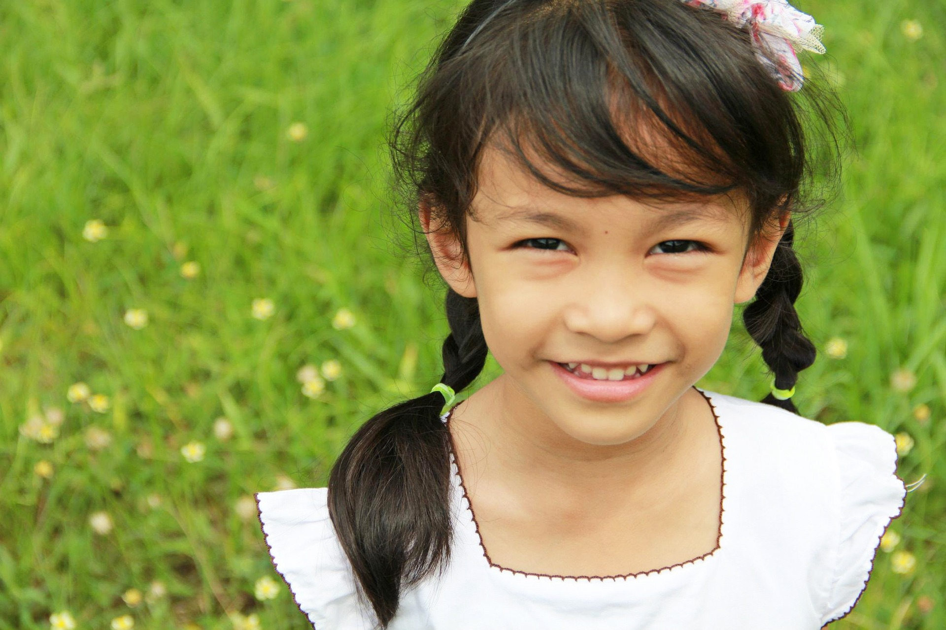 タイの子ども
